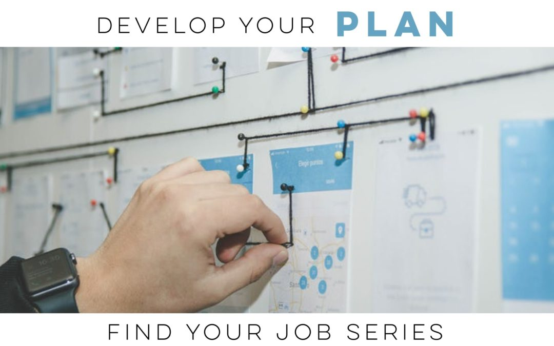 Find Your Job Series: Develop Your Plan