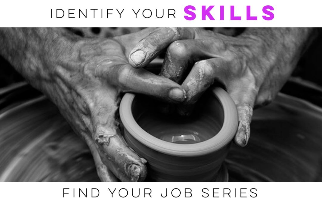 Find Your Job Series: Identify Your Skills