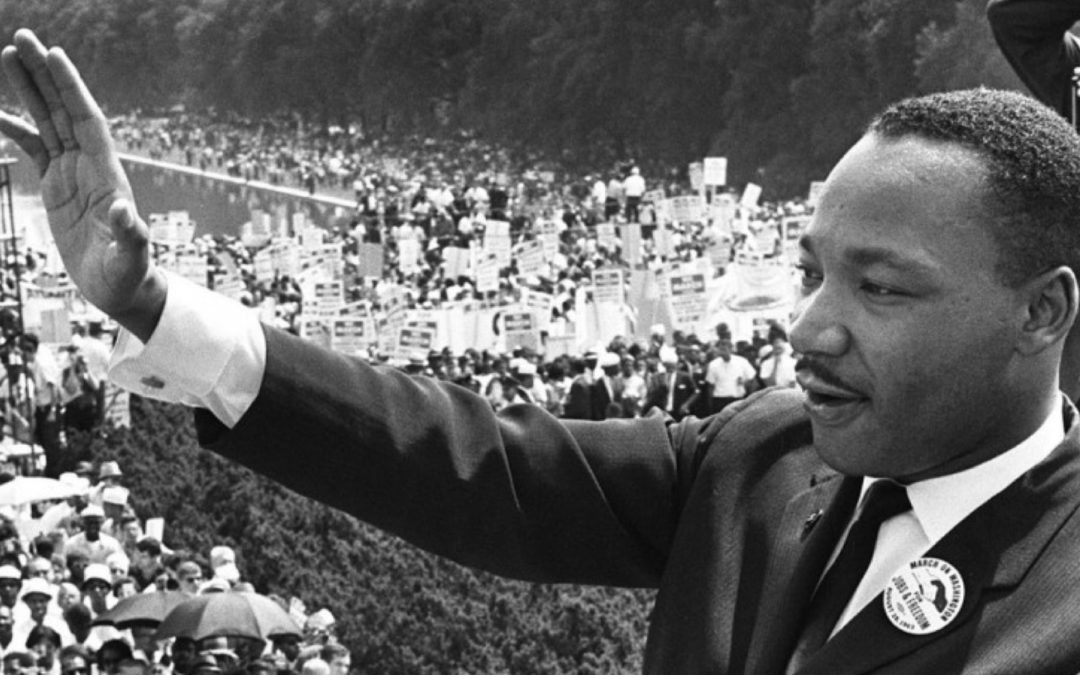 Profiles in Leadership: Martin Luther King Jr.