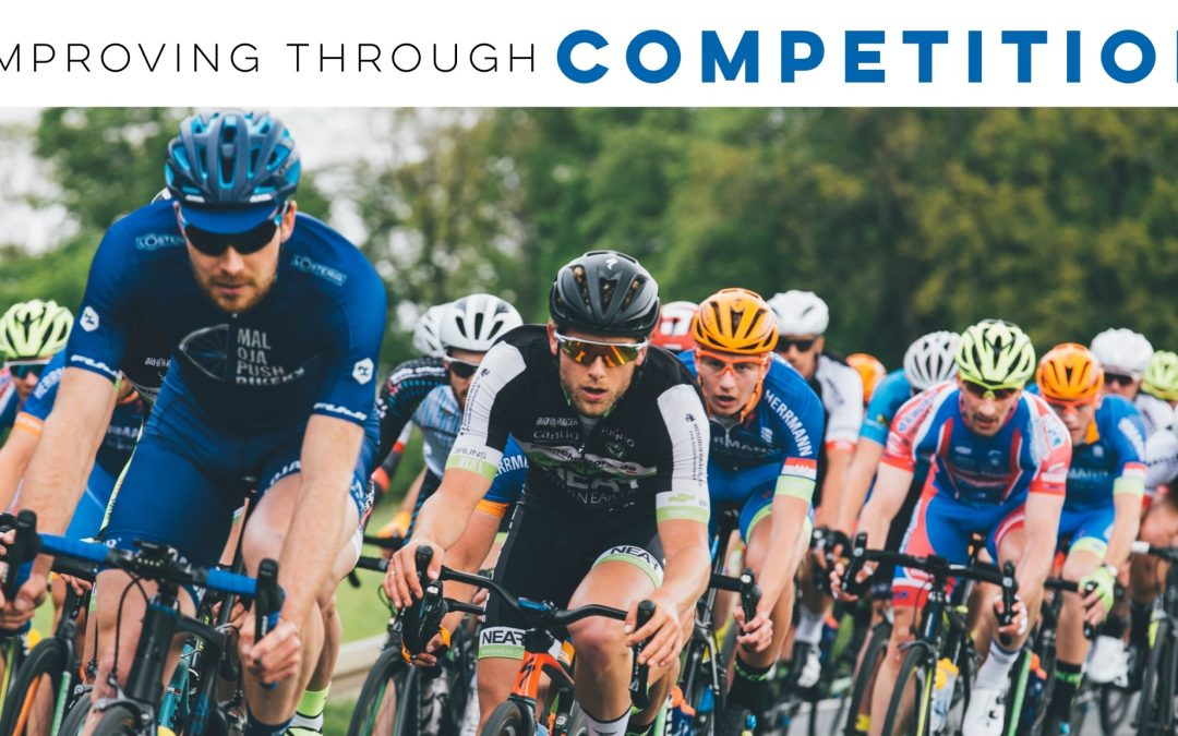 Improving through competition