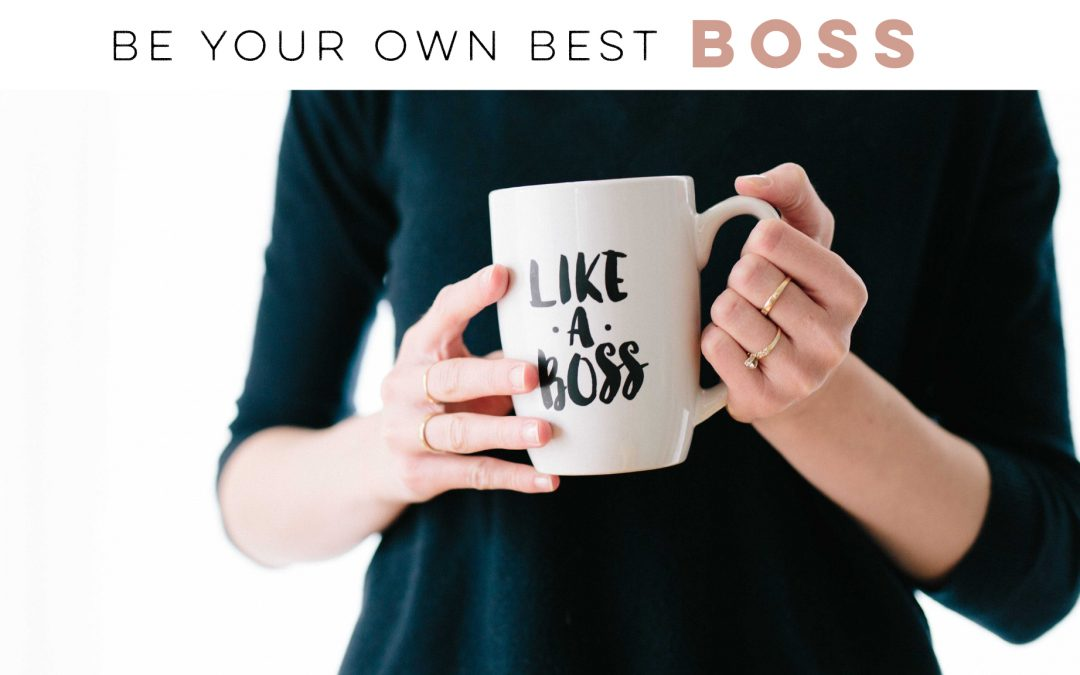 Be your own best boss